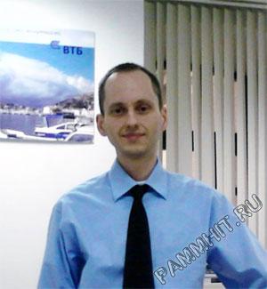 Управляющий ПАММ счетом - Алексей Кулаков