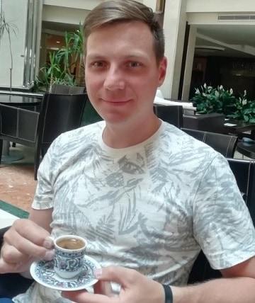 Управляющий ПАММ счетами Даниил Юрин